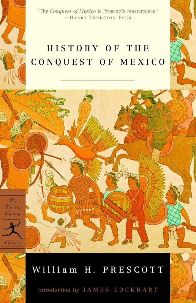 History of the Conquest of Mexico als Taschenbuch