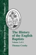 History of the English Baptists - Vol. 2
