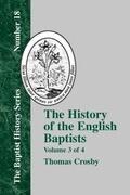 History of the English Baptists - Vol. 3