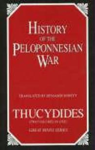 History of the Peloponnesian War als Taschenbuch