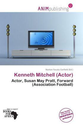 Kenneth Mitchell (Actor) als Taschenbuch von