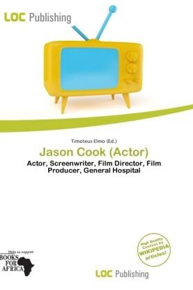 Jason Cook (Actor) als Taschenbuch von