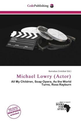 Michael Lowry (Actor) als Taschenbuch von