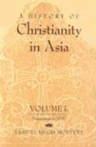 The History of Christianity in Asia als Taschenbuch