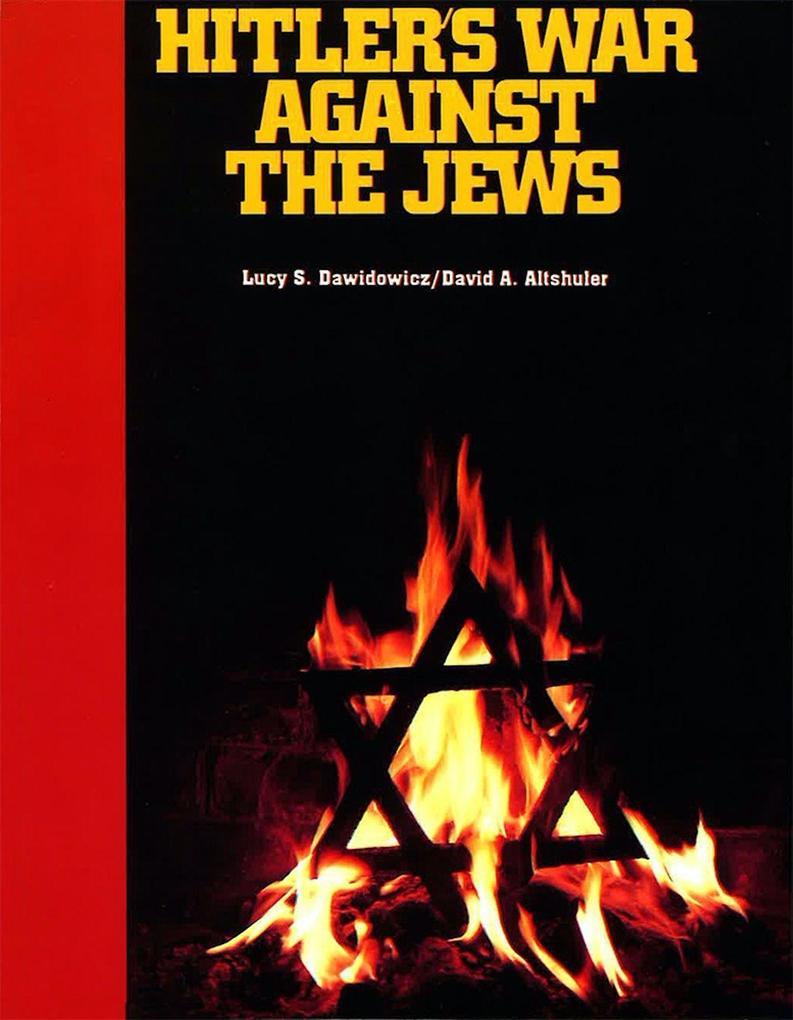 Hitler's War Against the Jews: A Young Reader's als Taschenbuch