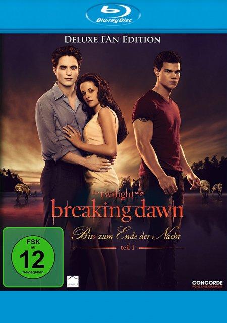 Twilight - Breaking Dawn - Bis(s) zum Ende der Nacht Teil 1 als Blu-ray