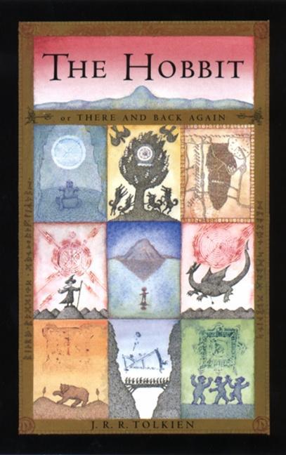 The Hobbit als Taschenbuch
