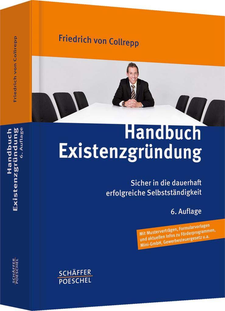 Handbuch Existenzgründung als eBook Download vo...