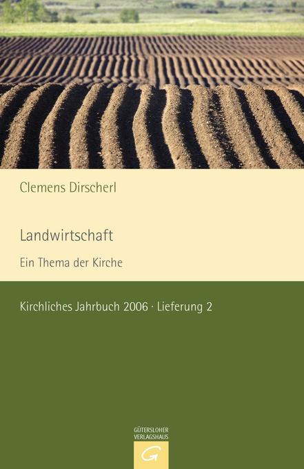 Landwirtschaft als Buch von Clemens Dirscherl