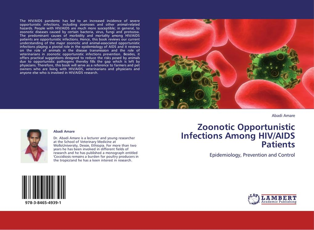 Zoonotic Opportunistic Infections Among HIV/AID...