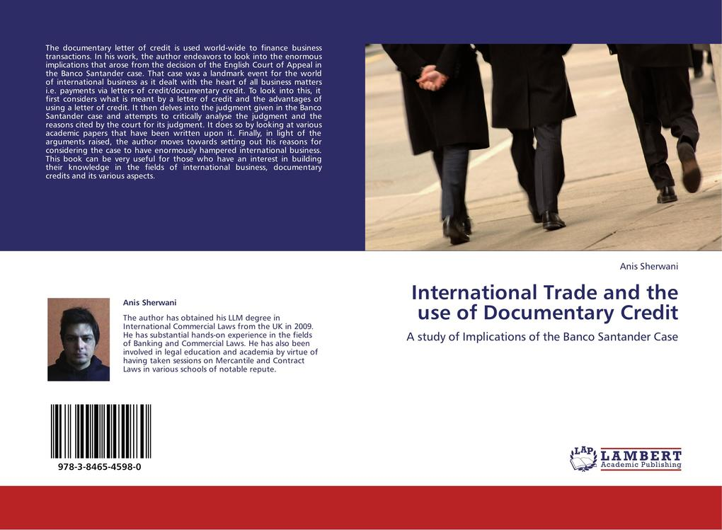 International Trade and the use of Documentary ...