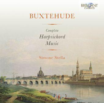 Buxtehude: Sämtliche Cembalo Musik