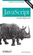 JavaScript Pocket Reference