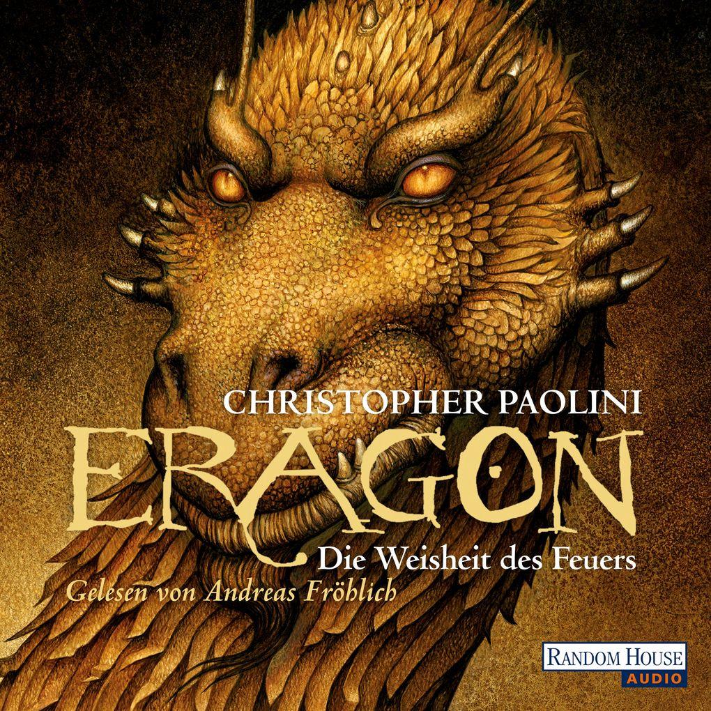 Eragon 3 - Die Weisheit des Feuers als Hörbuch Download