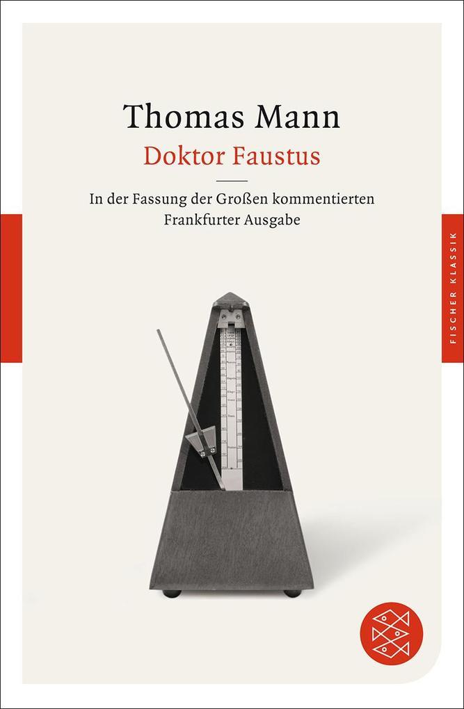 Doktor Faustus als Taschenbuch