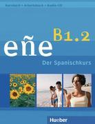 eñe B1.2. Kursbuch + Arbeitsbuch + Audio-CD