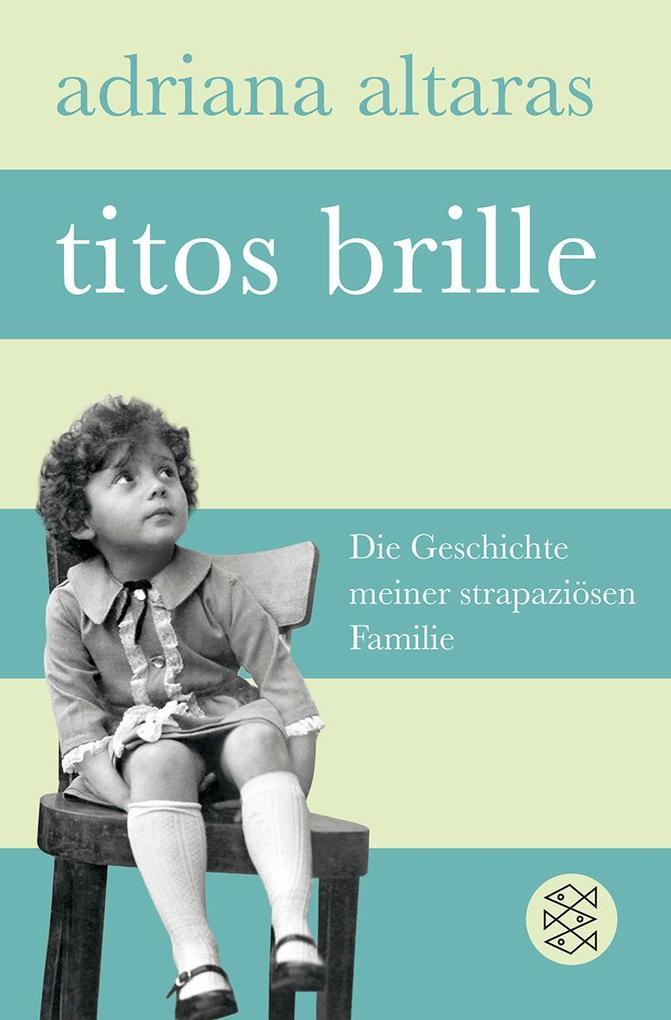 Titos Brille als Taschenbuch