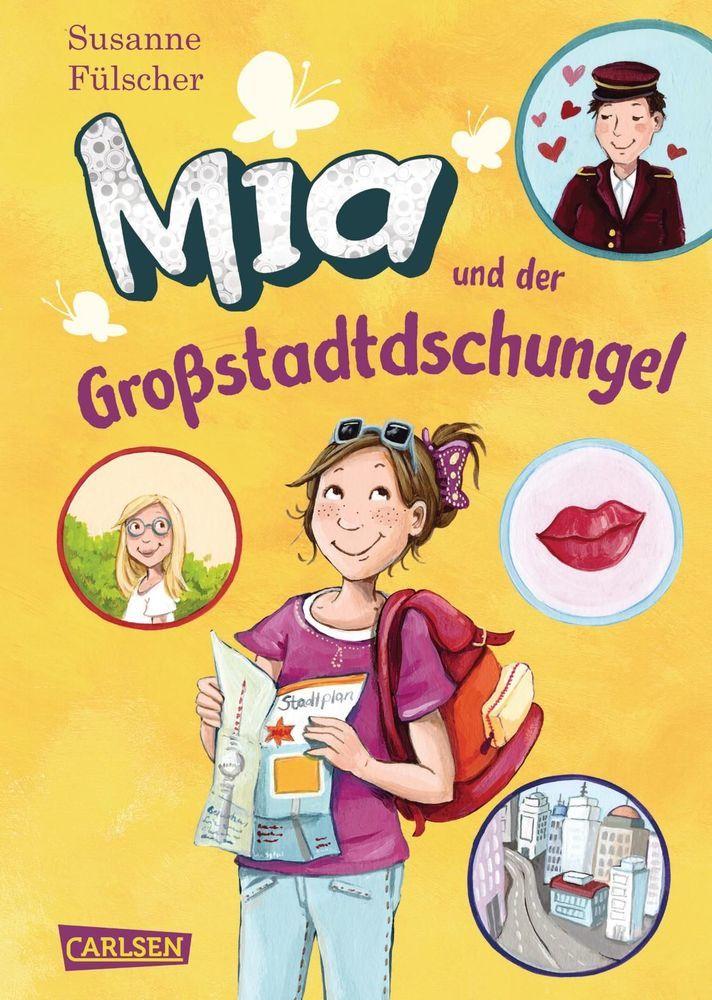 Mia 05: Mia und der Großstadtdschungel als Buch...