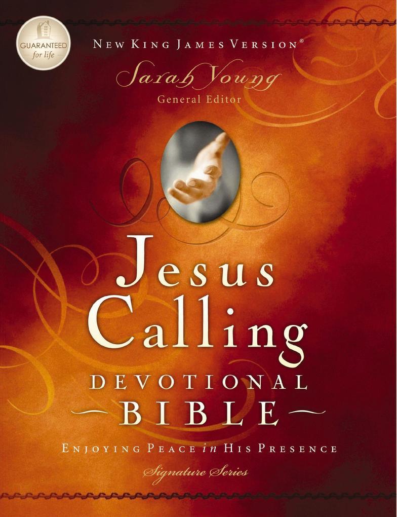 NKJV, Jesus Calling Devotional Bible, eBook als...