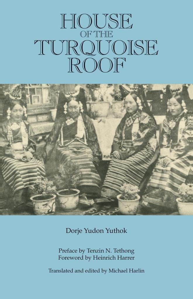 House of the Turquoise Roof als Taschenbuch von...