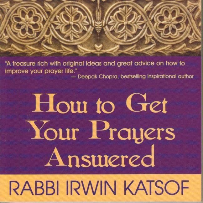 HT GET YOUR PRAYERS ANSW als Taschenbuch