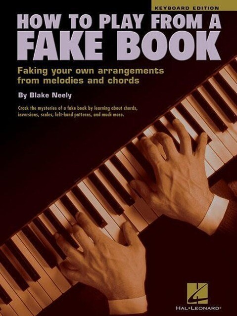 How To Play From A Fake Book als Taschenbuch