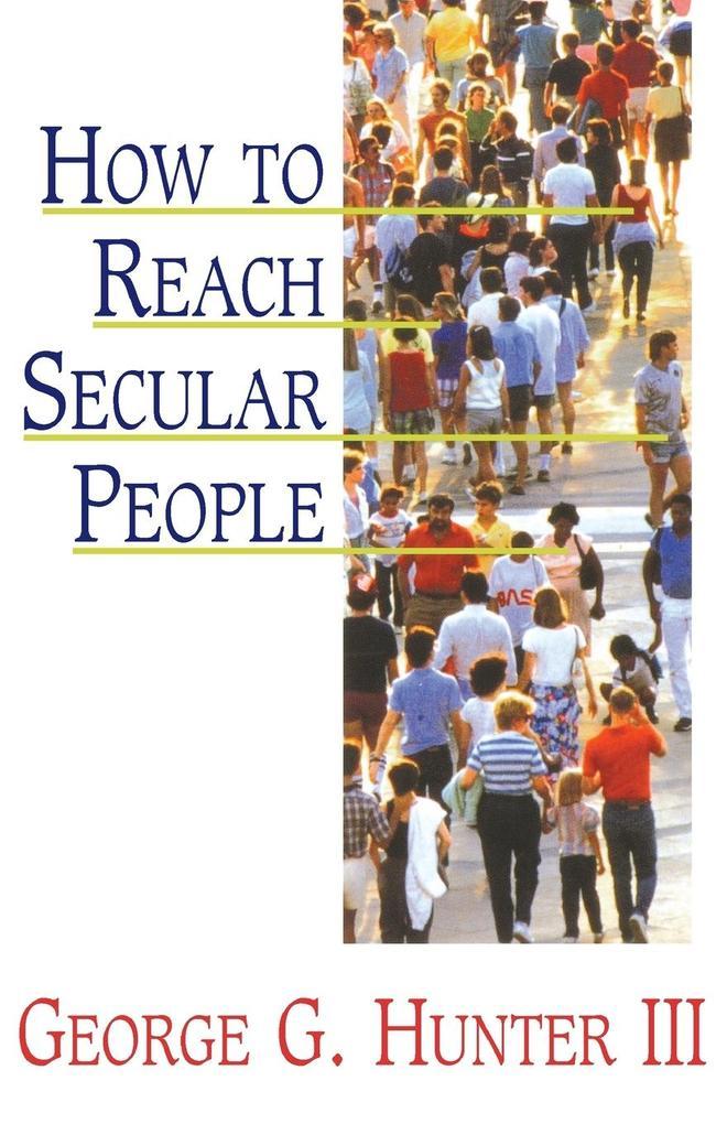 How to Reach Secular People als Taschenbuch