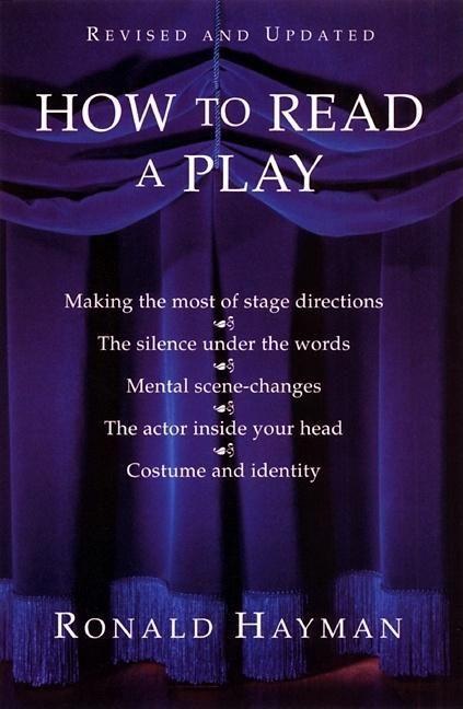 How to Read a Play als Taschenbuch
