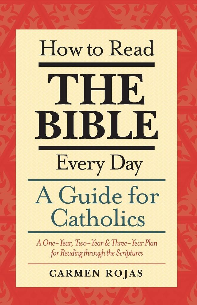 How to Read the Bible Everyday als Taschenbuch