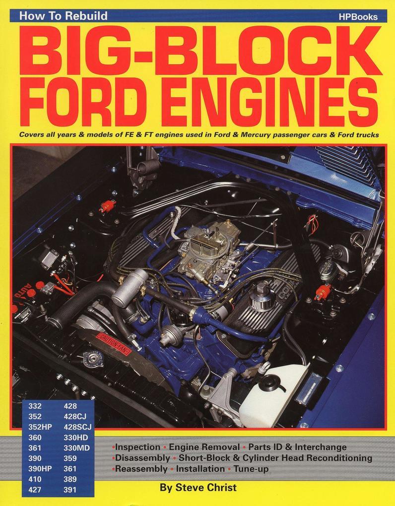 Rebuild Bp Ford Hp708 als Taschenbuch