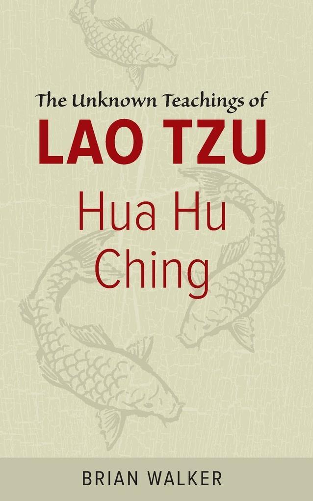 Hua Hu Ching als Taschenbuch