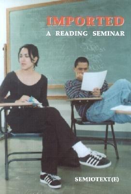 Imported: A Reading Seminar als Taschenbuch