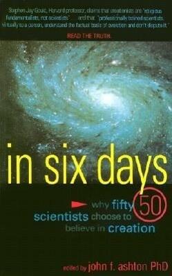 In Six Days als Taschenbuch