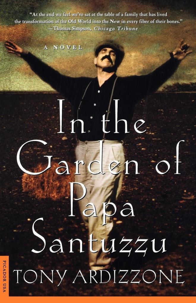 In the Garden of Papa Santuzzu als Taschenbuch