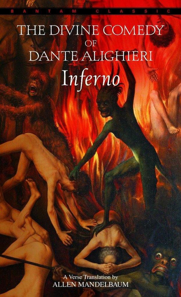 Inferno als Taschenbuch