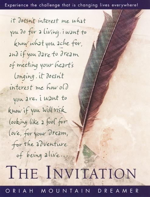 The Invitation als Buch (gebunden)