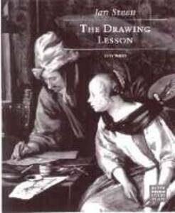 Jan Steen - The Drawing Lesson als Taschenbuch