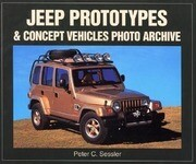 Jeep Prototypes and Concept Vehicles Photo Archive