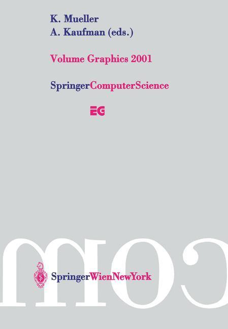 Volume Graphics 2001 als Buch von