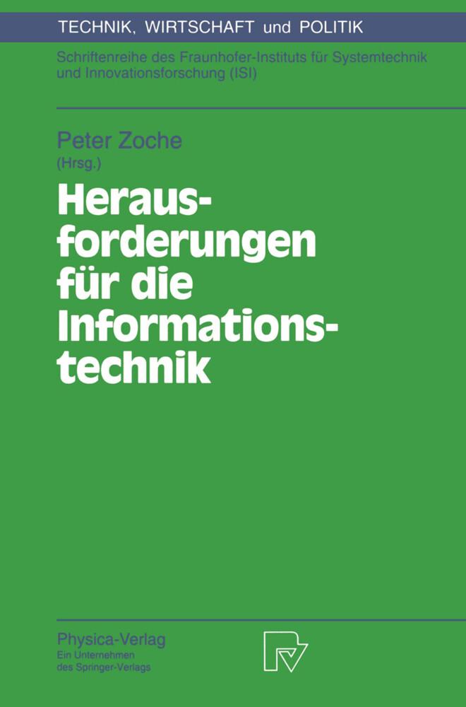 Herausforderungen für die Informationstechnik a...
