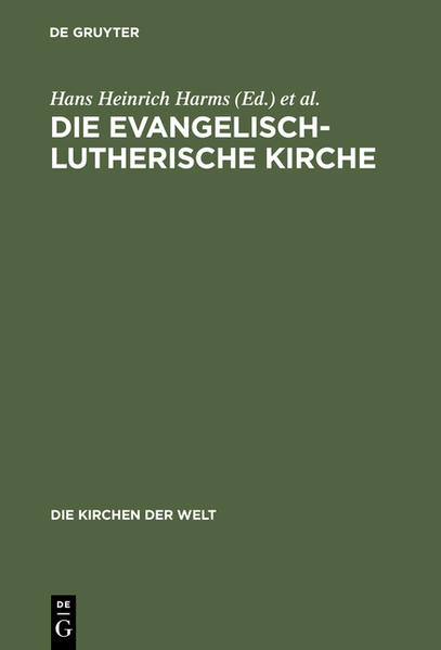 Die Evangelisch-Lutherische Kirche als Buch von