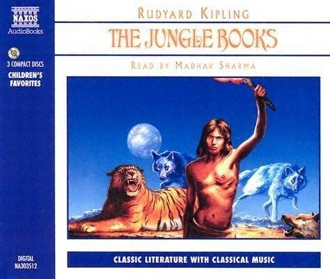 The Jungle Books als Hörbuch CD