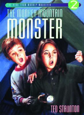 Monkey Mountain Monster als Taschenbuch