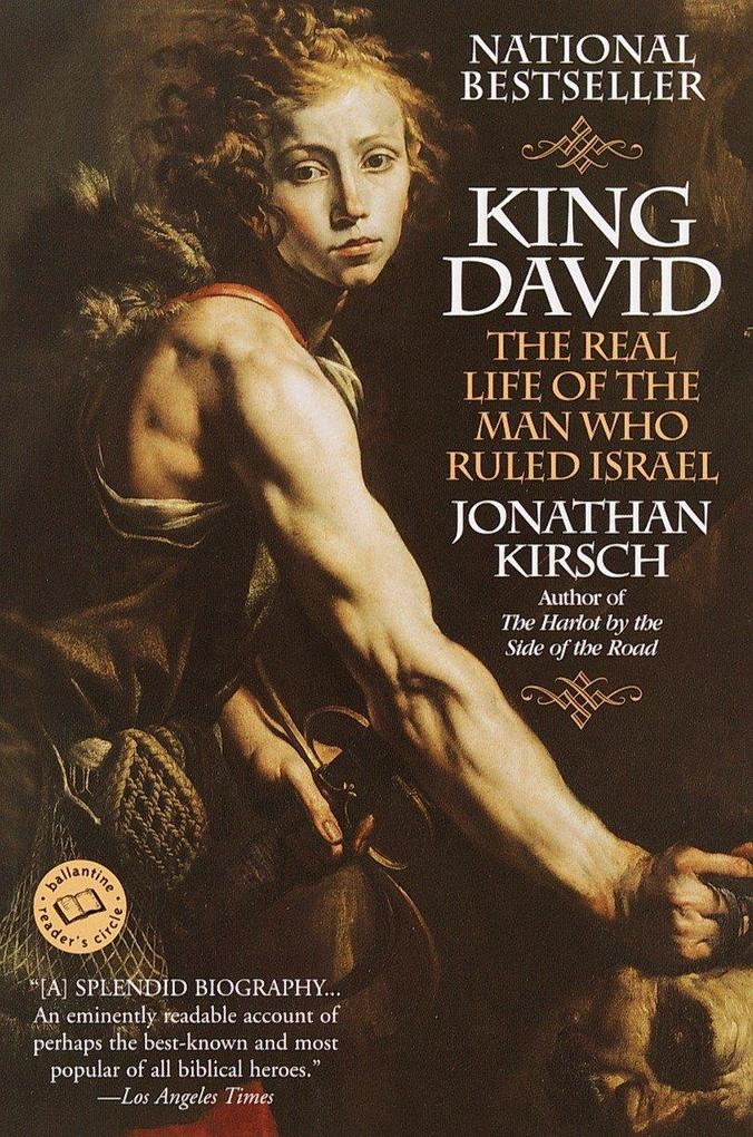 King David: The Real Life of the Man Who Ruled Israel als Taschenbuch