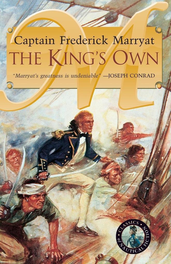 KINGS OWN als Taschenbuch