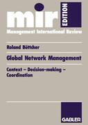 Global Network Management