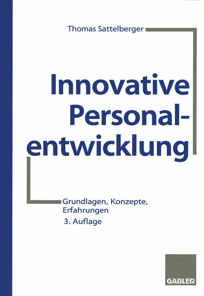 Innovative Personalentwicklung als Buch von