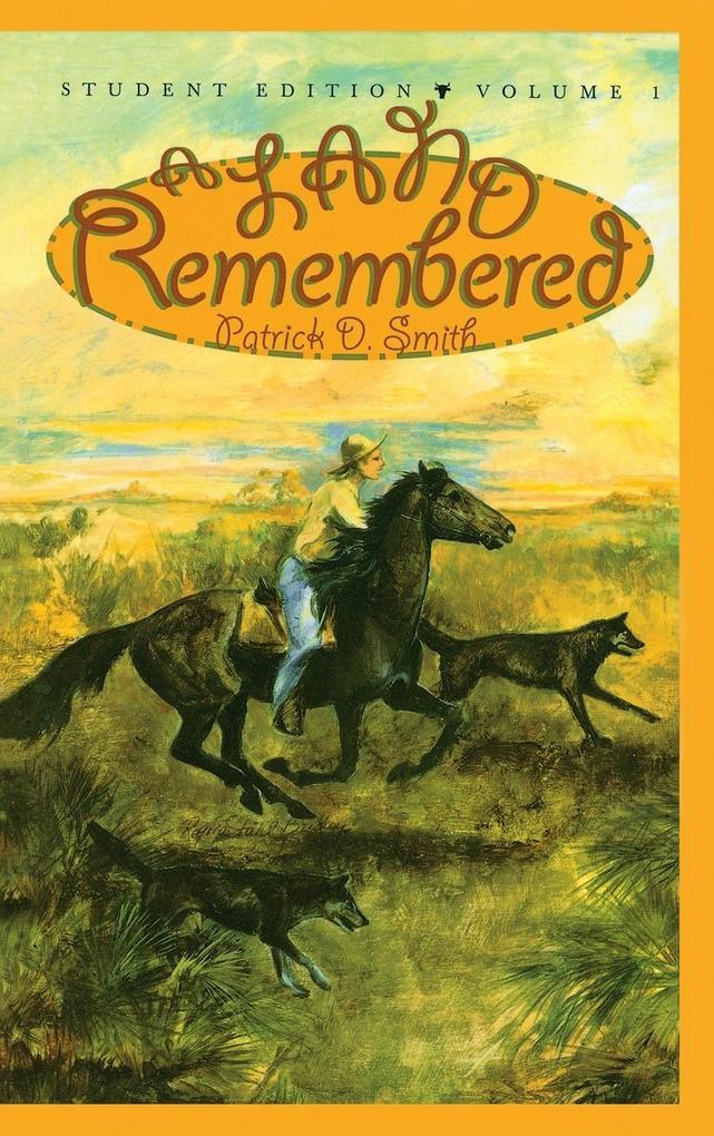 A Land Remembered, Volume 1, Student Guide Edition als Buch (gebunden)