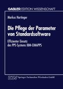 Die Pflege der Parameter von Standardsoftware