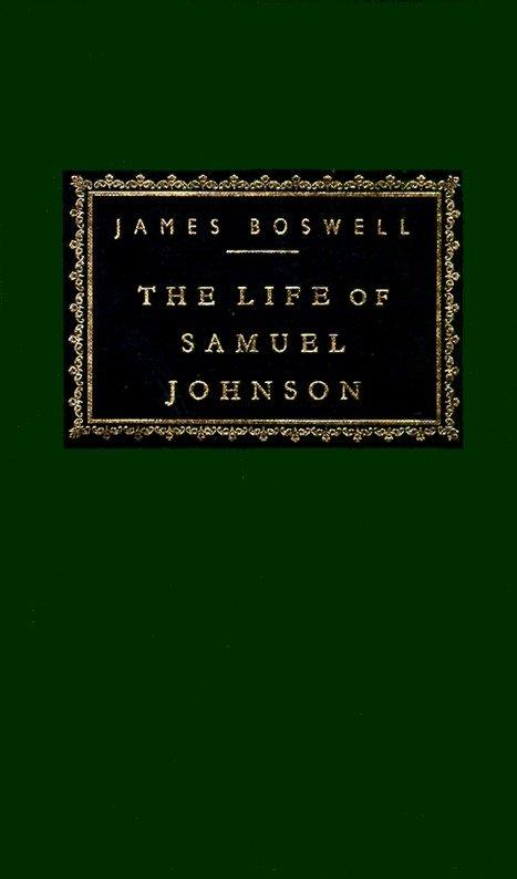 The Life of Samuel Johnson als Buch (gebunden)